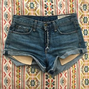 rag & bone / jean Marilyn Fly Shorts